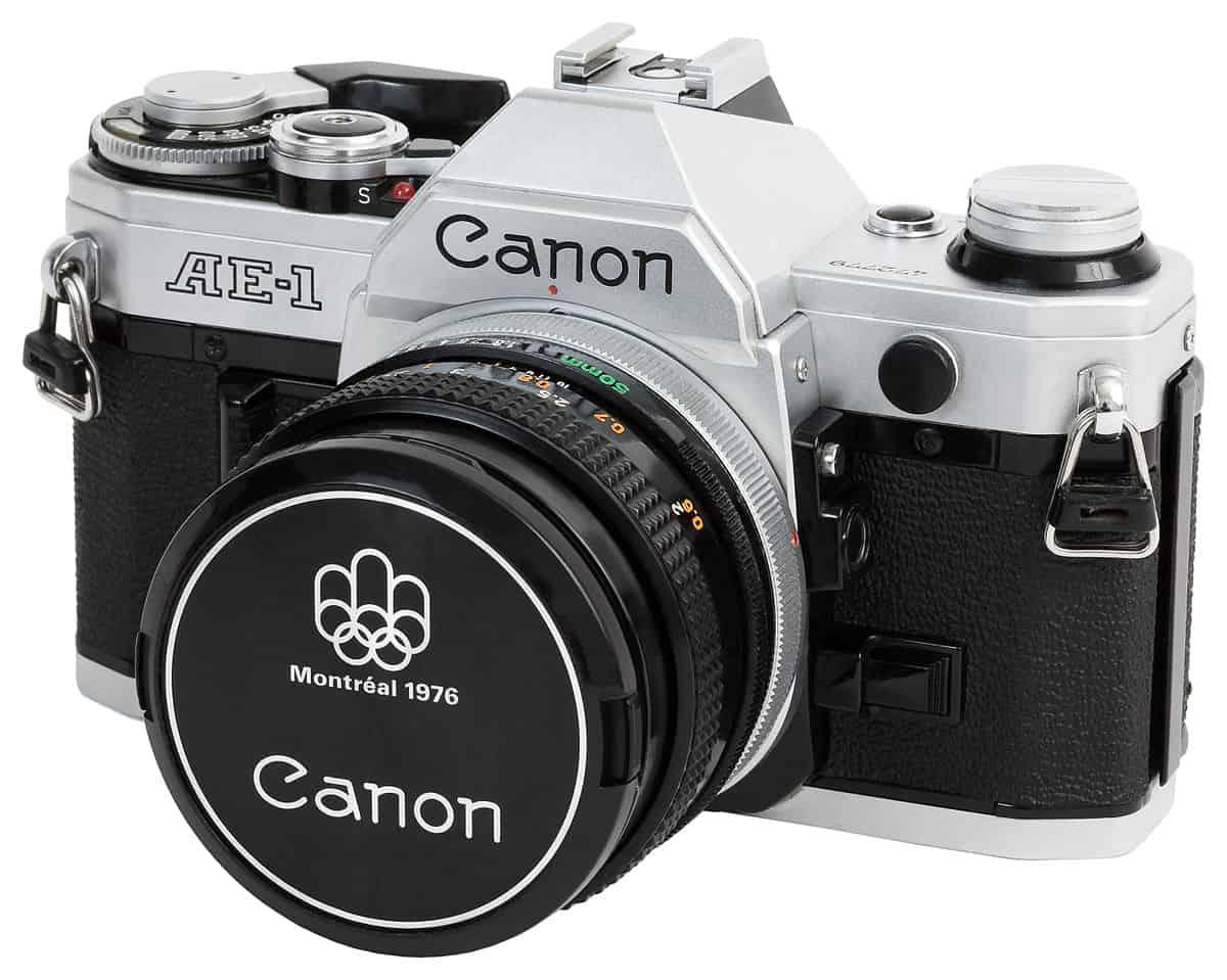 The Canon AE-1