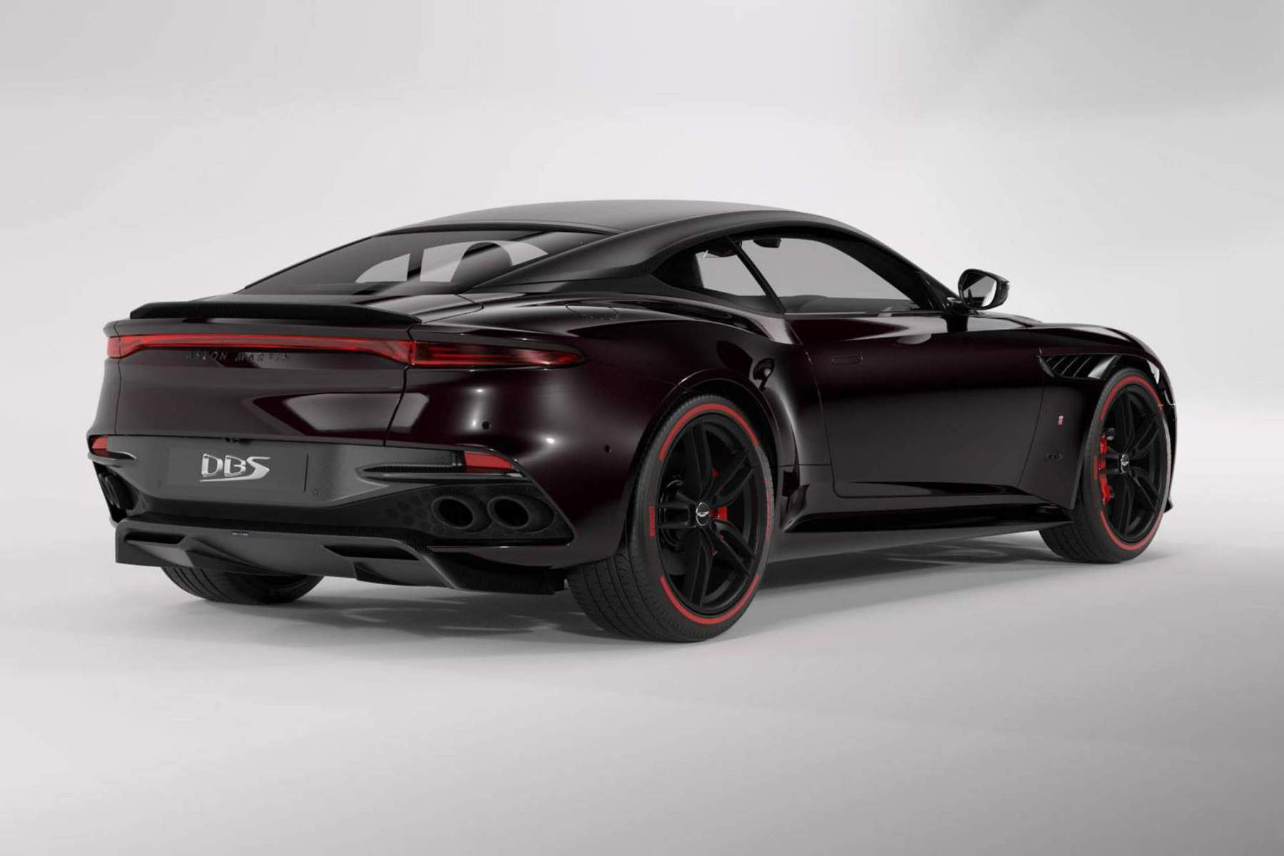 Aston Martin Tag Heuer Limited Edition DBS Superleggera