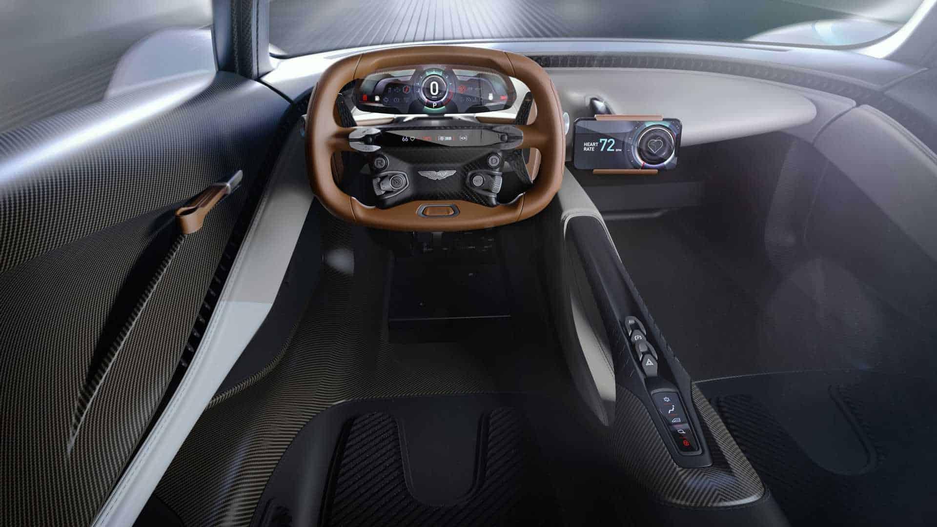Aston Martin AM RB 003 8