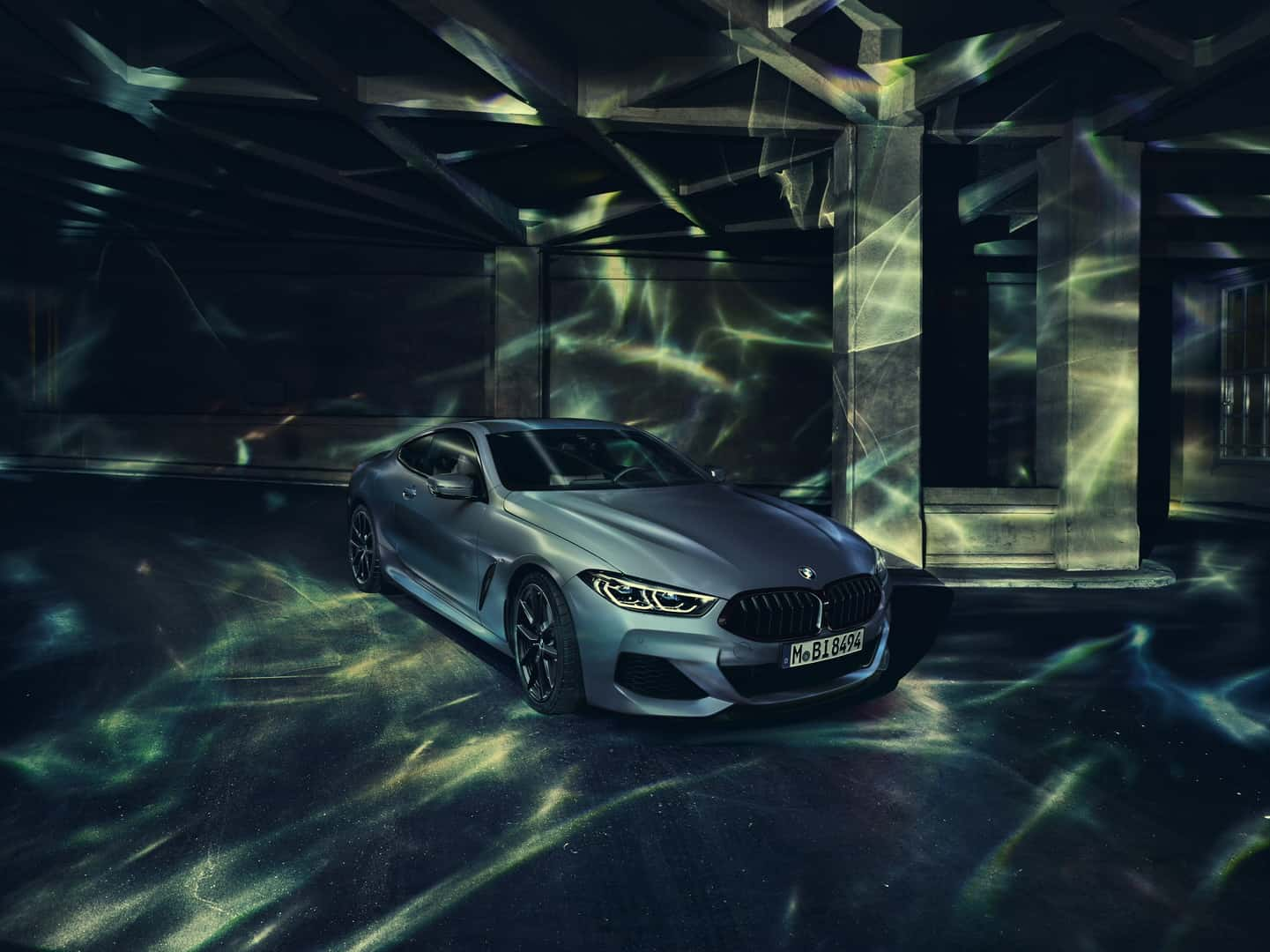 BMW 8 Series Coupe First Edition 1