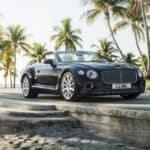 Bentley Continental GTC V8 2