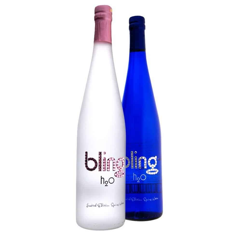 Bling H2O water