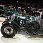 Premier Bentley Centenary Limited Edition Launch At 89th Geneva International Motor Show