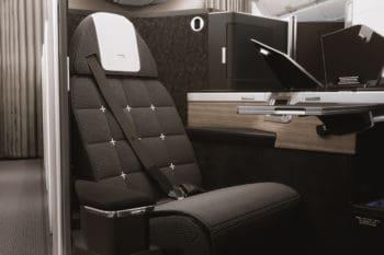 British Airways new business class 1