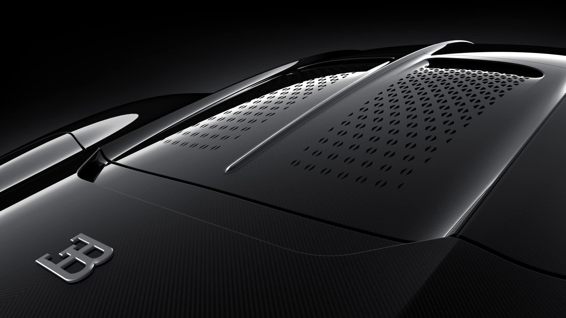 Bugatti La Voiture Noire 10