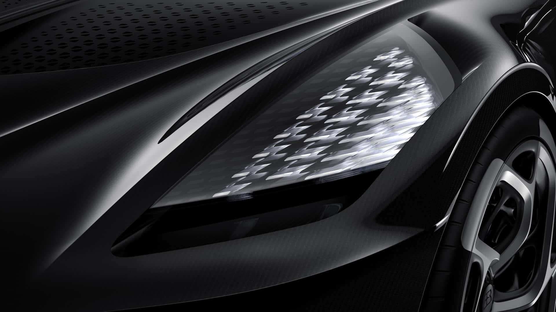Bugatti La Voiture Noire 12