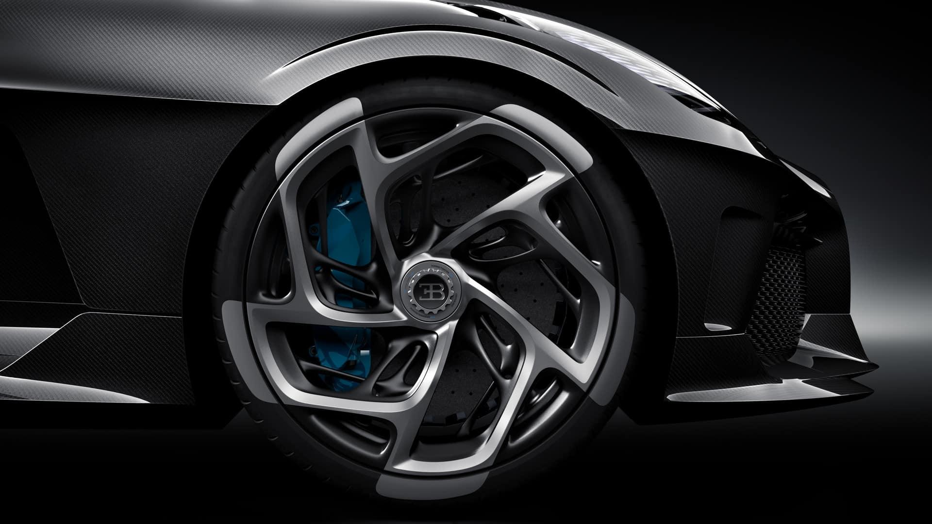 Bugatti La Voiture Noire 13