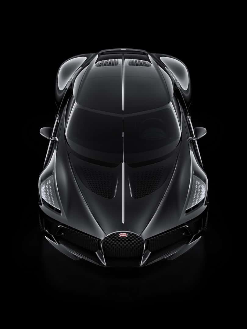 Bugatti La Voiture Noire 16