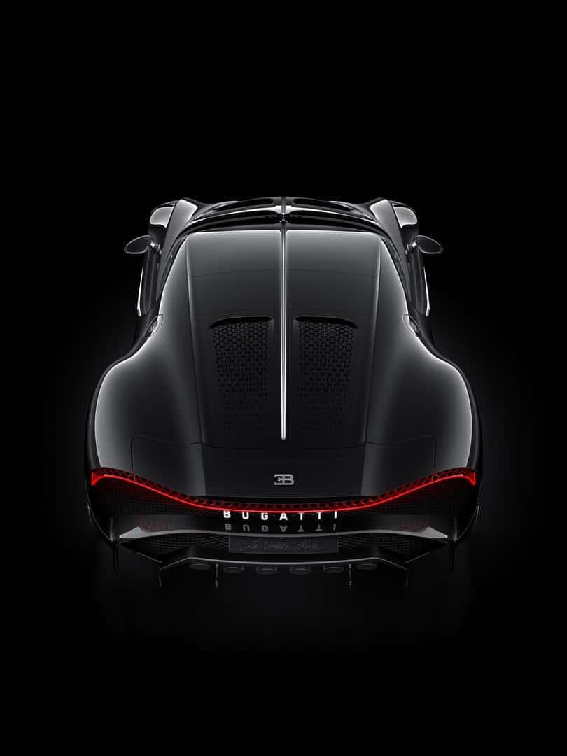 Bugatti La Voiture Noire 17