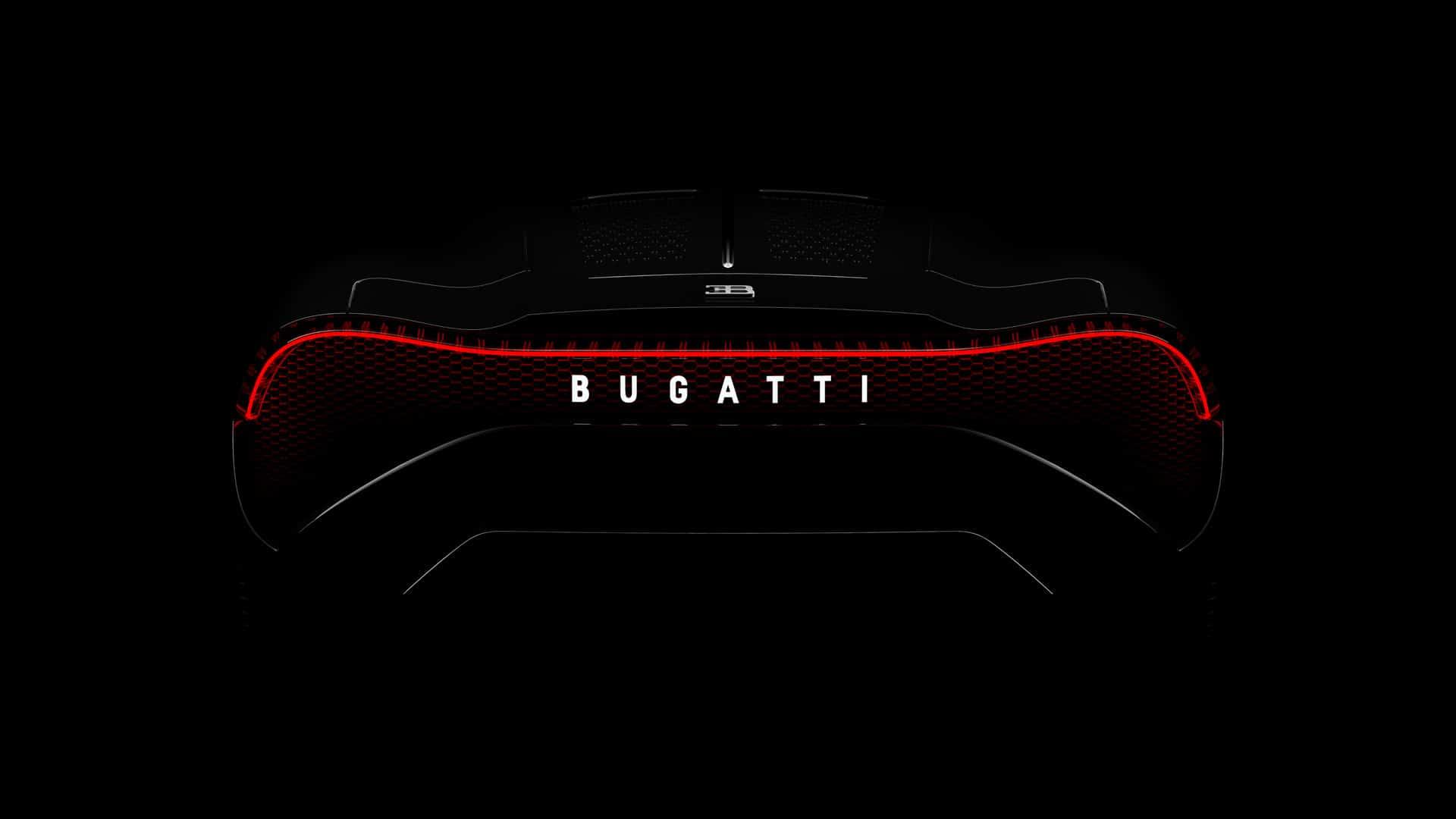 Bugatti La Voiture Noire 18
