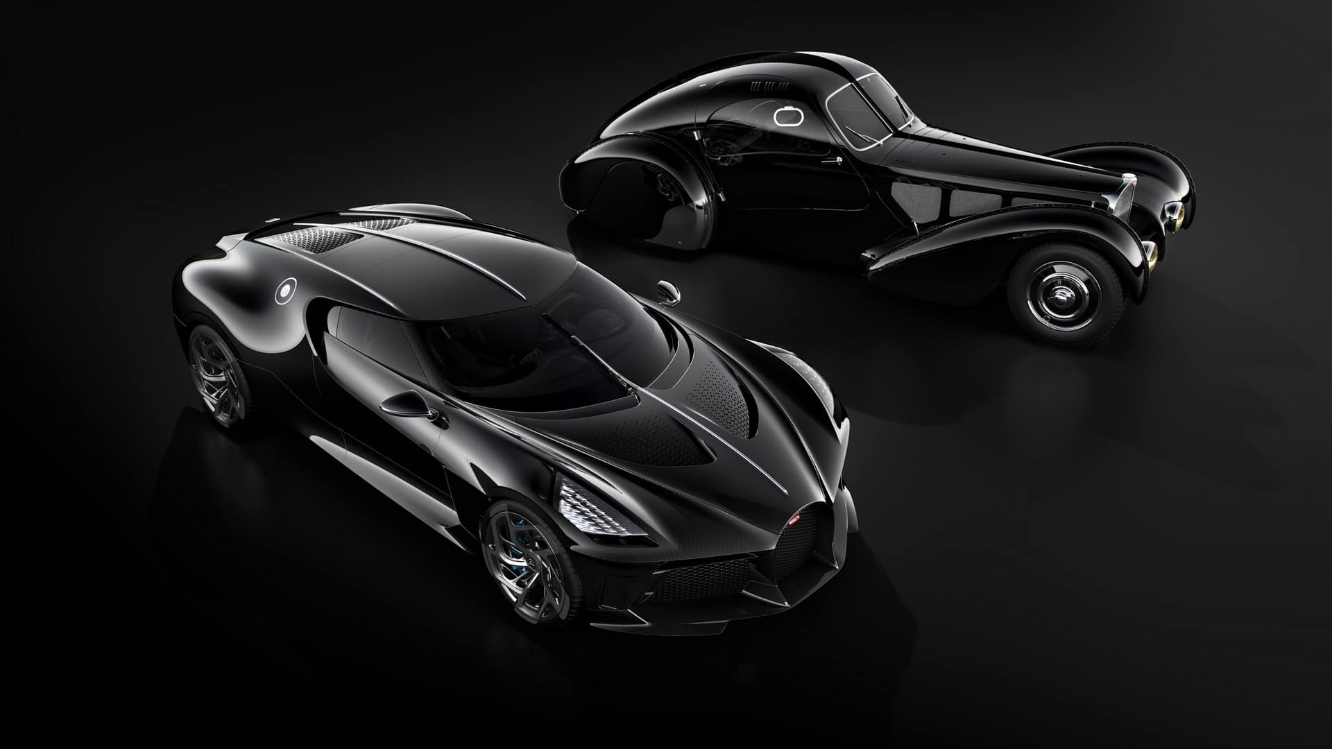 Bugatti La Voiture Noire 20