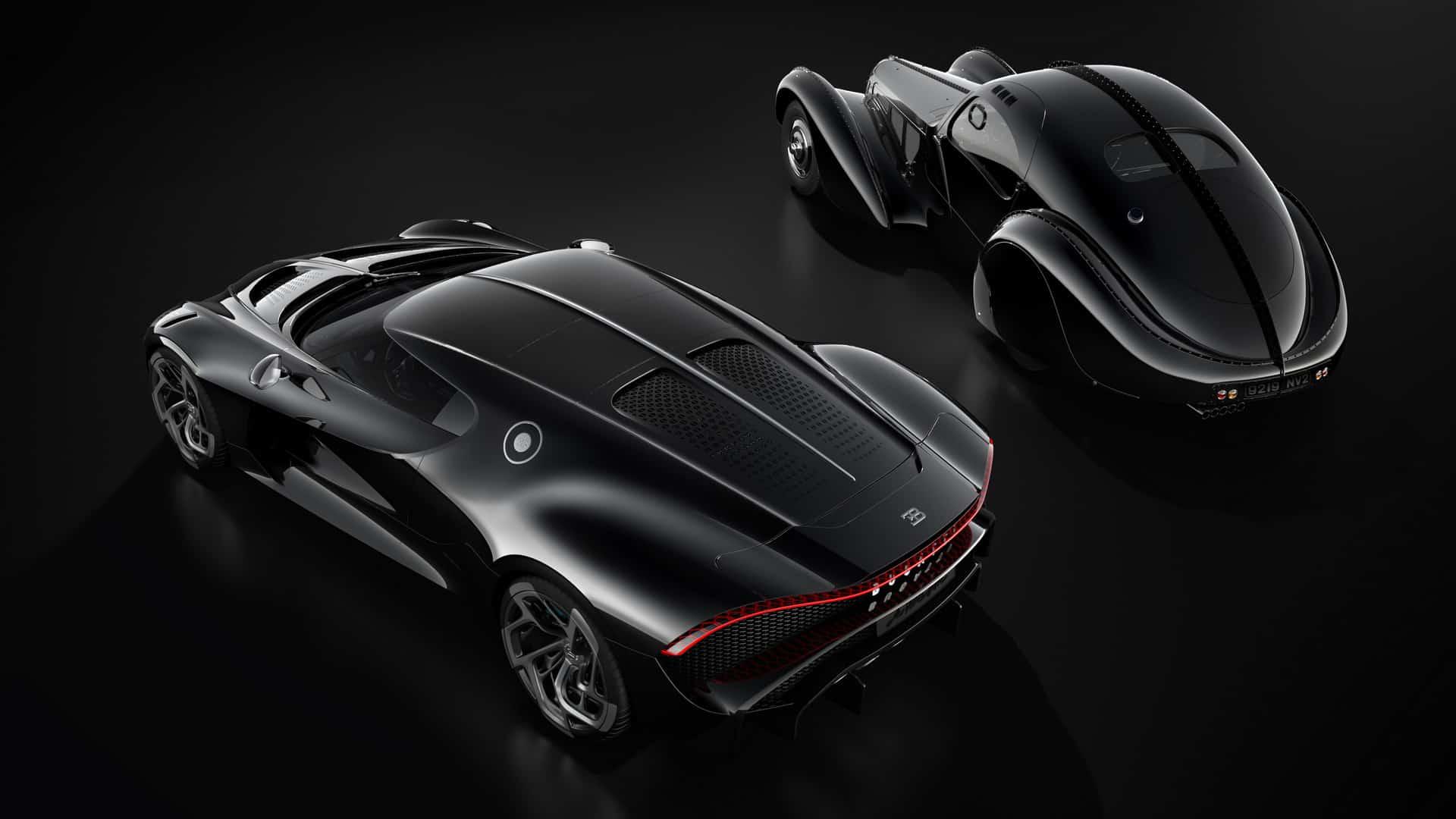 Bugatti La Voiture Noire 21