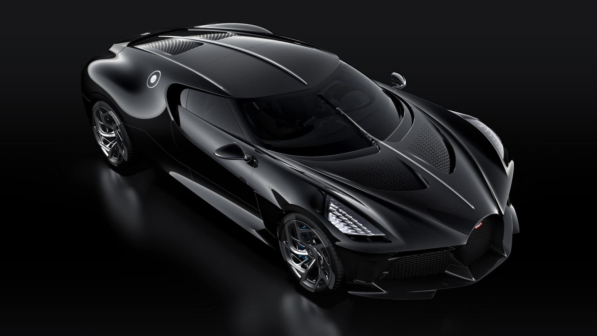 Bugatti La Voiture Noire 8