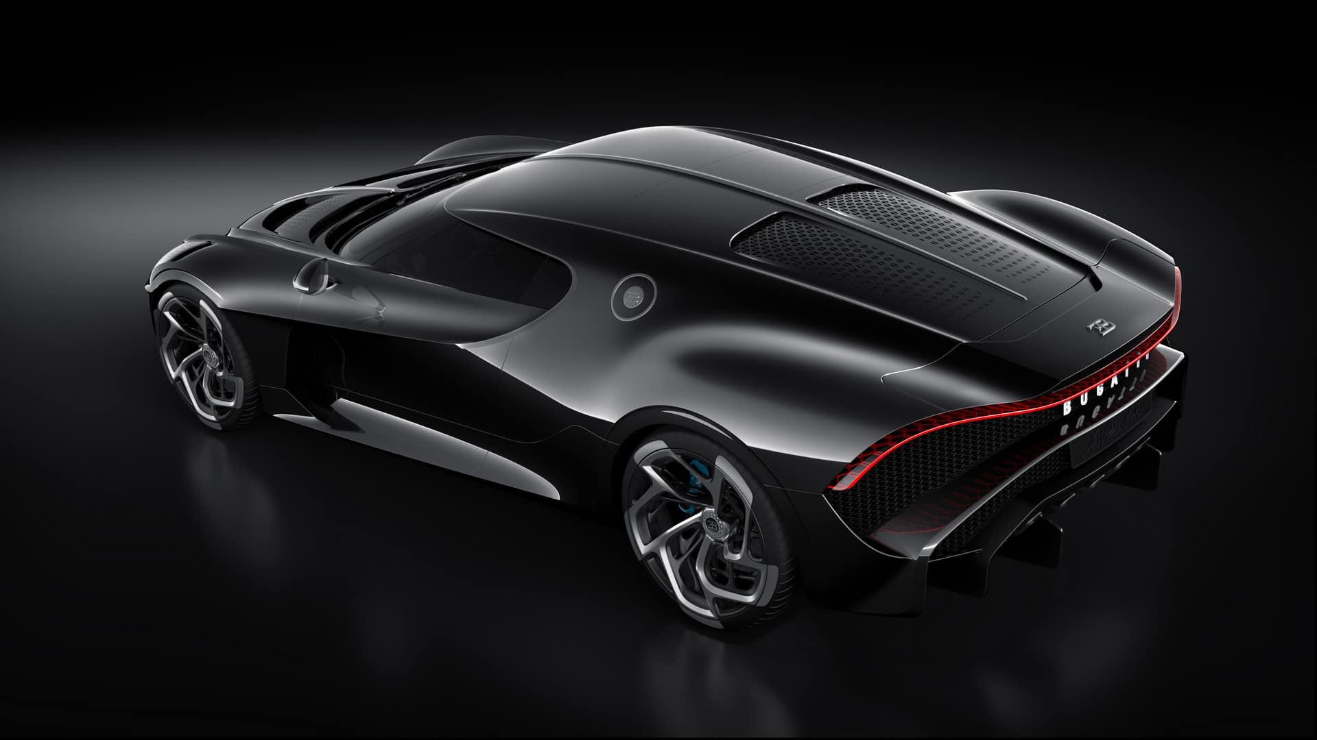 Bugatti La Voiture Noire 9