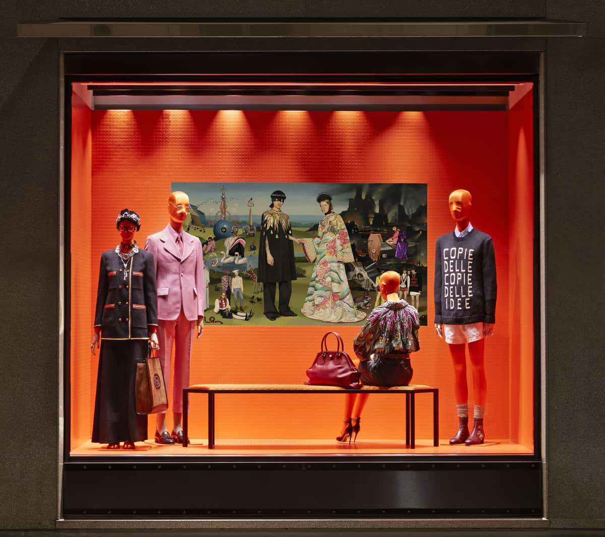 5 Incredible Shop Window Displays Around The World