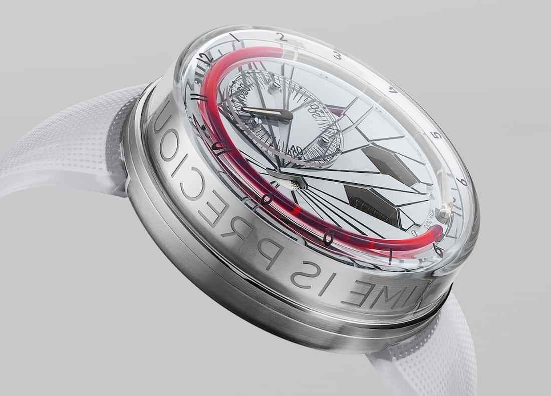 Time Is Precious With The New HYT H0 Watch