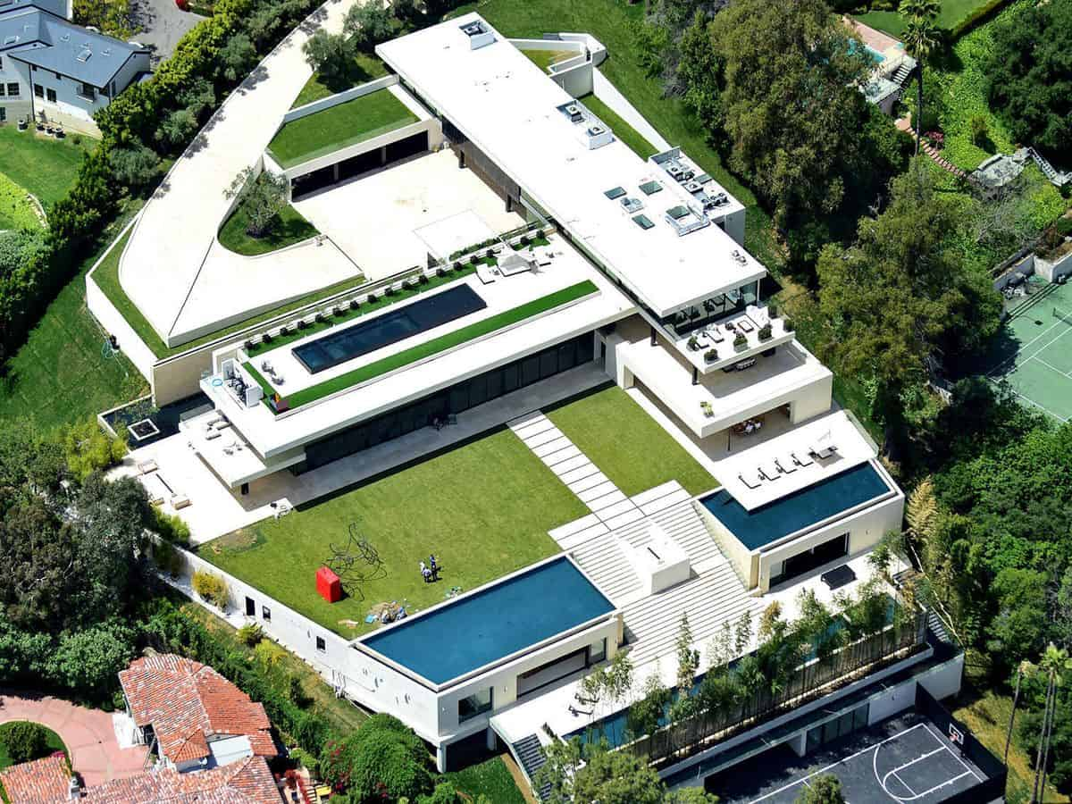 Jay Z and Beyonce house