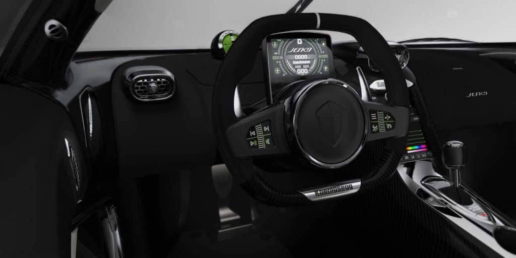 Koenigsegg Jesko 3
