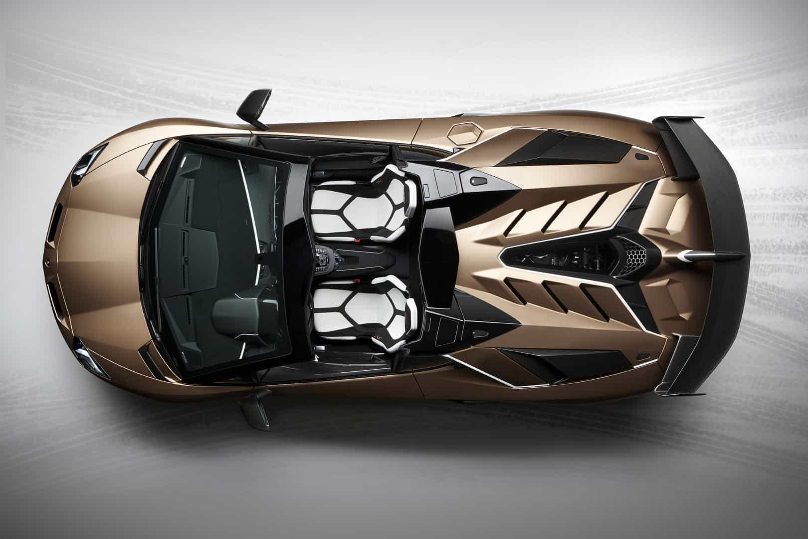 Lamborghini Aventador SVJ Roadster 12