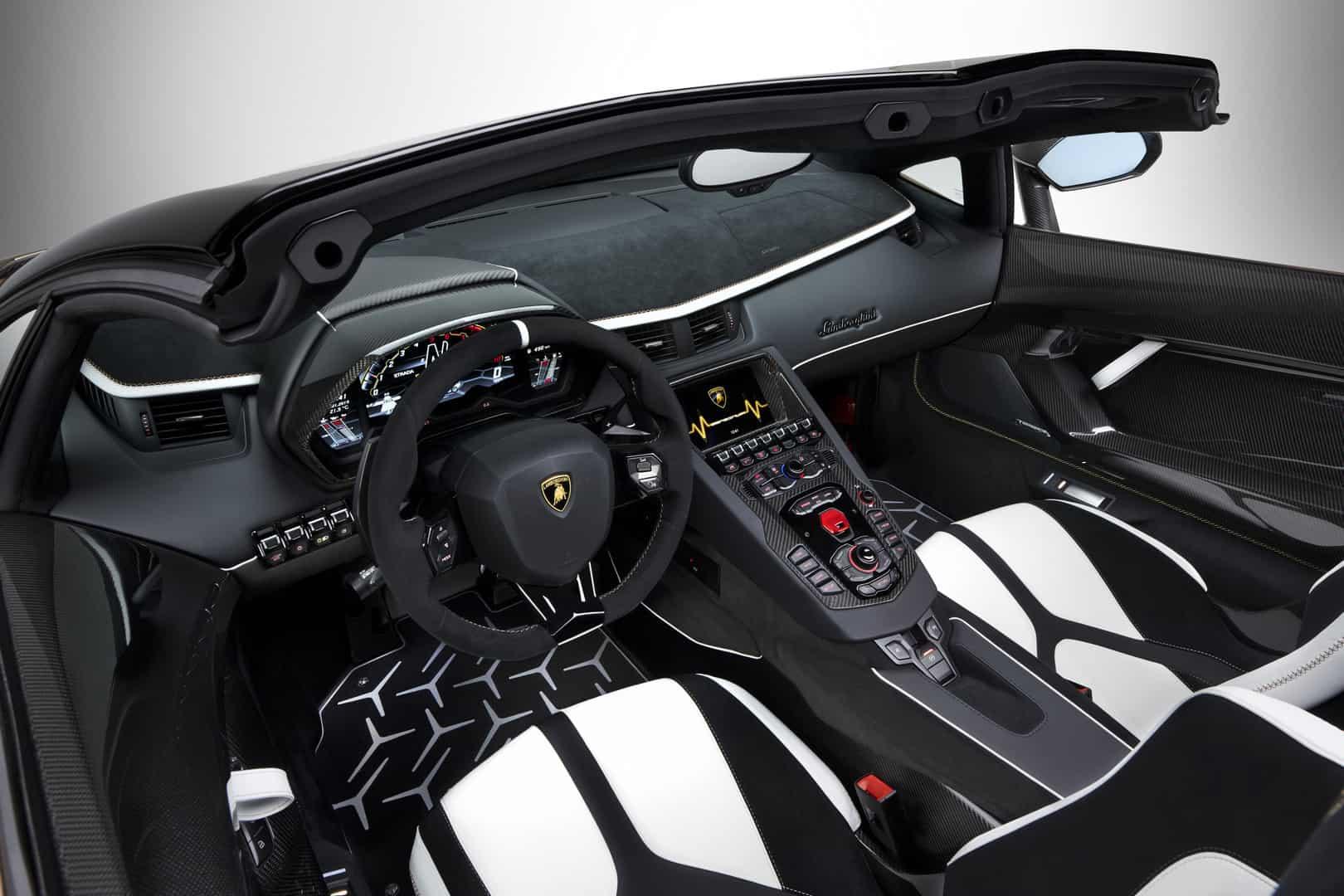 Lamborghini Aventador SVJ Roadster 17