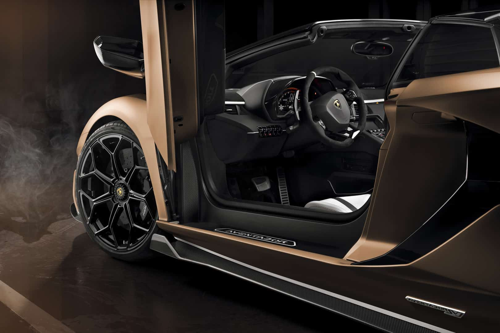 Lamborghini Aventador SVJ Roadster 8