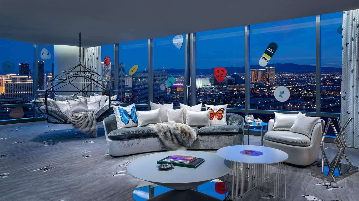 Las Vegas Sky Villa 1