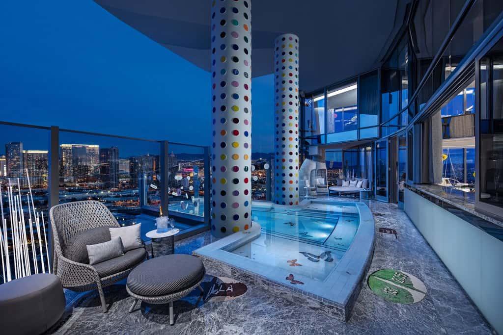 Las Vegas Sky Villa 5