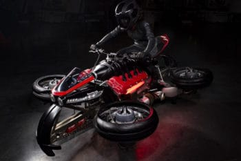 Lazareth La Moto Volante Hoverbike 1