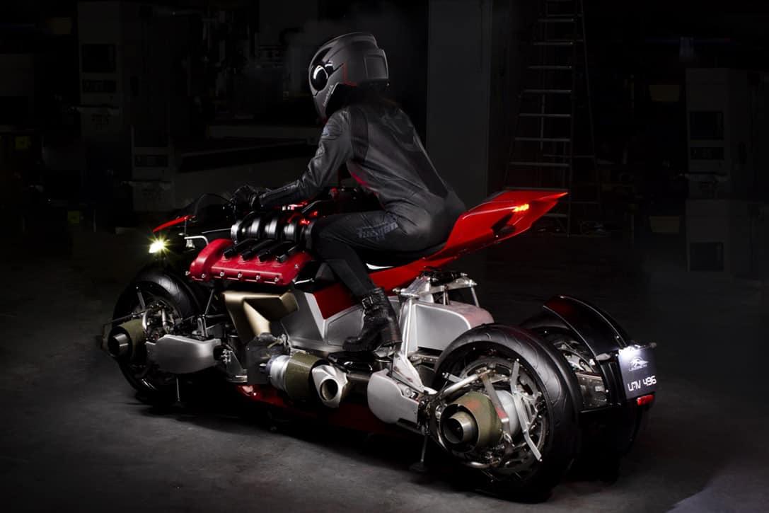 Lazareth La Moto Volante Hoverbike 4