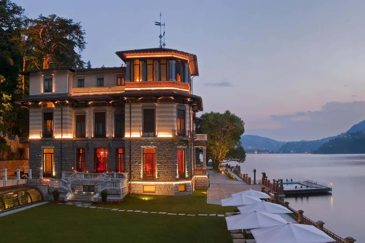 Mandarin Oriental Opened its Doors on the Blissful Shores of Lake Como