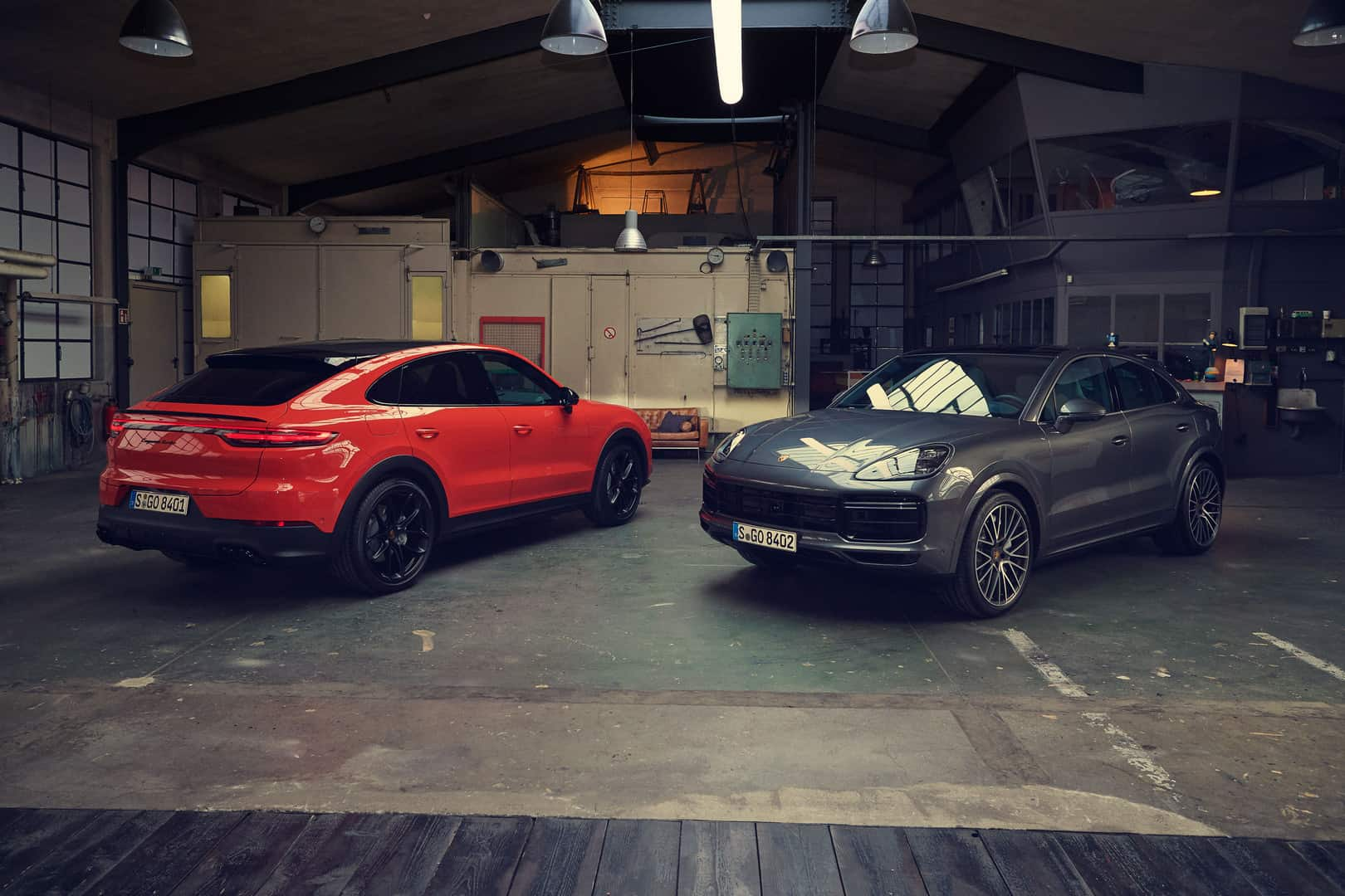 the new porsche cayenne coupe aspires to be the king of suvs. Black Bedroom Furniture Sets. Home Design Ideas