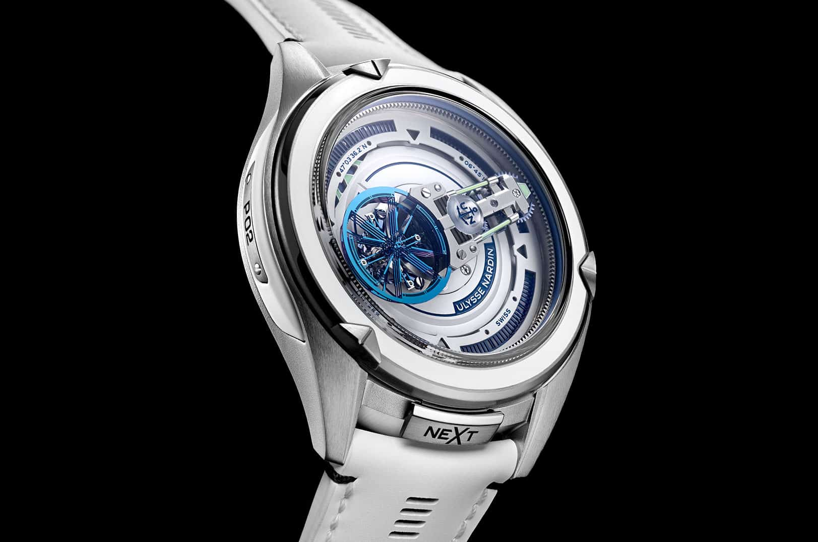 Ulysse Nardin Freak neXT Watch 1