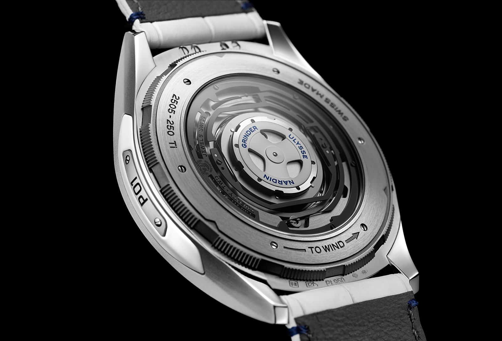 Ulysse Nardin Freak neXT Watch 5