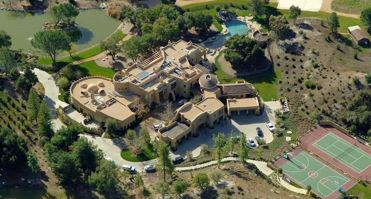 Will and Jada Pinkett Smith house