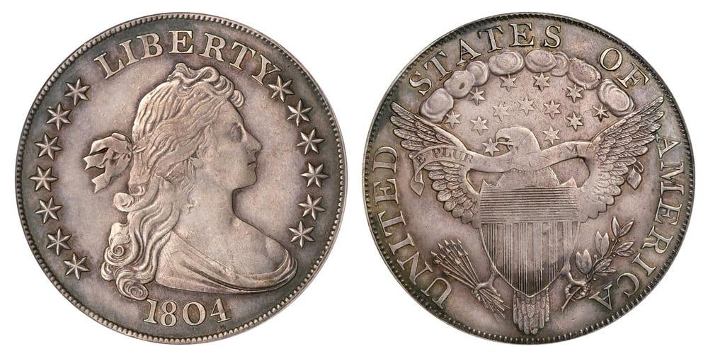 1804 Silver dollar, Class I