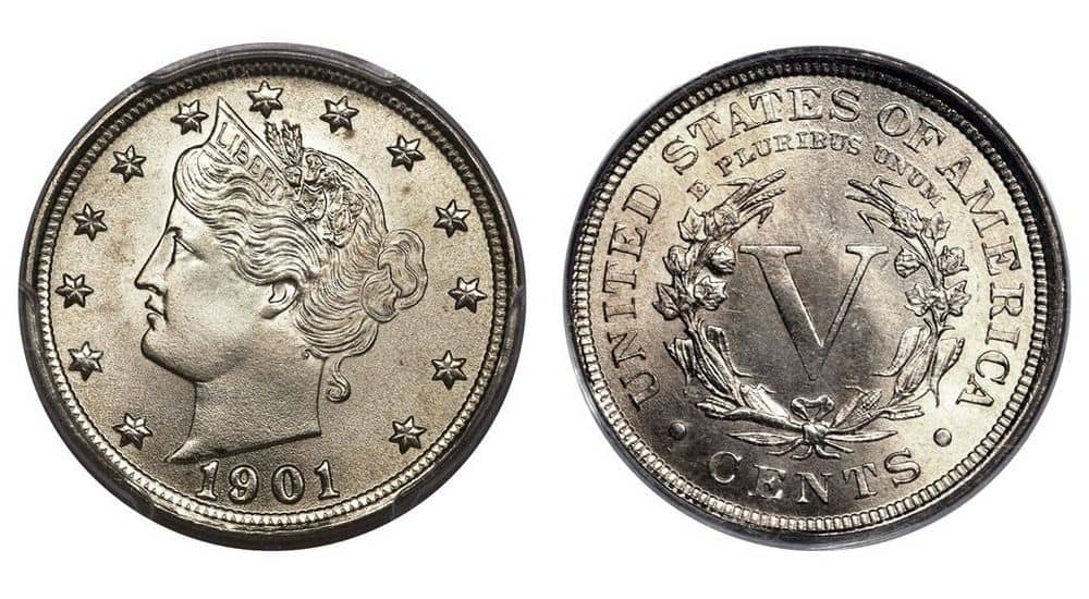1913 Liberty Head nickel