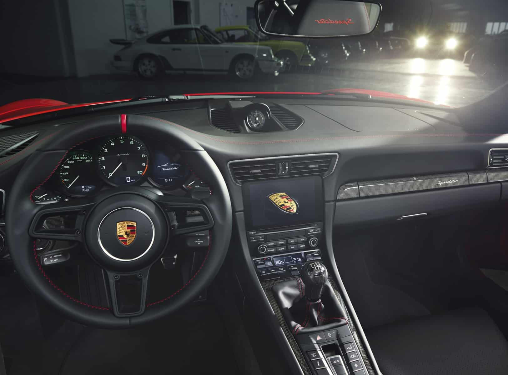 the 2019 porsche 911 speedster is here to make your day. Black Bedroom Furniture Sets. Home Design Ideas