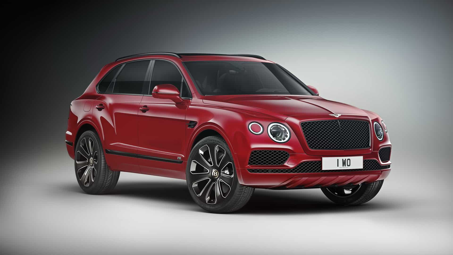 Bentley Adds a Touch of Style to Their New Bentayga V8 Design Series
