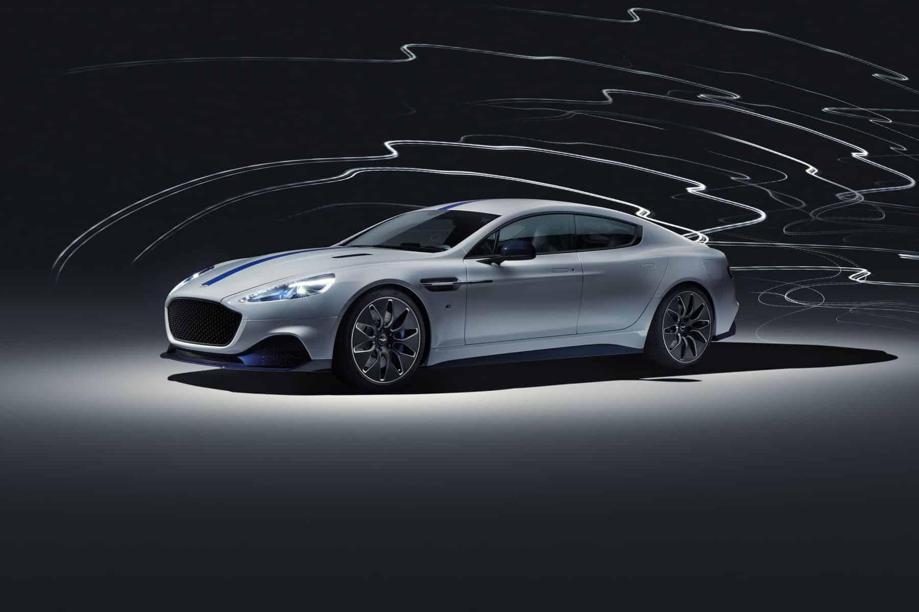 Aston Martin Rapide E 1