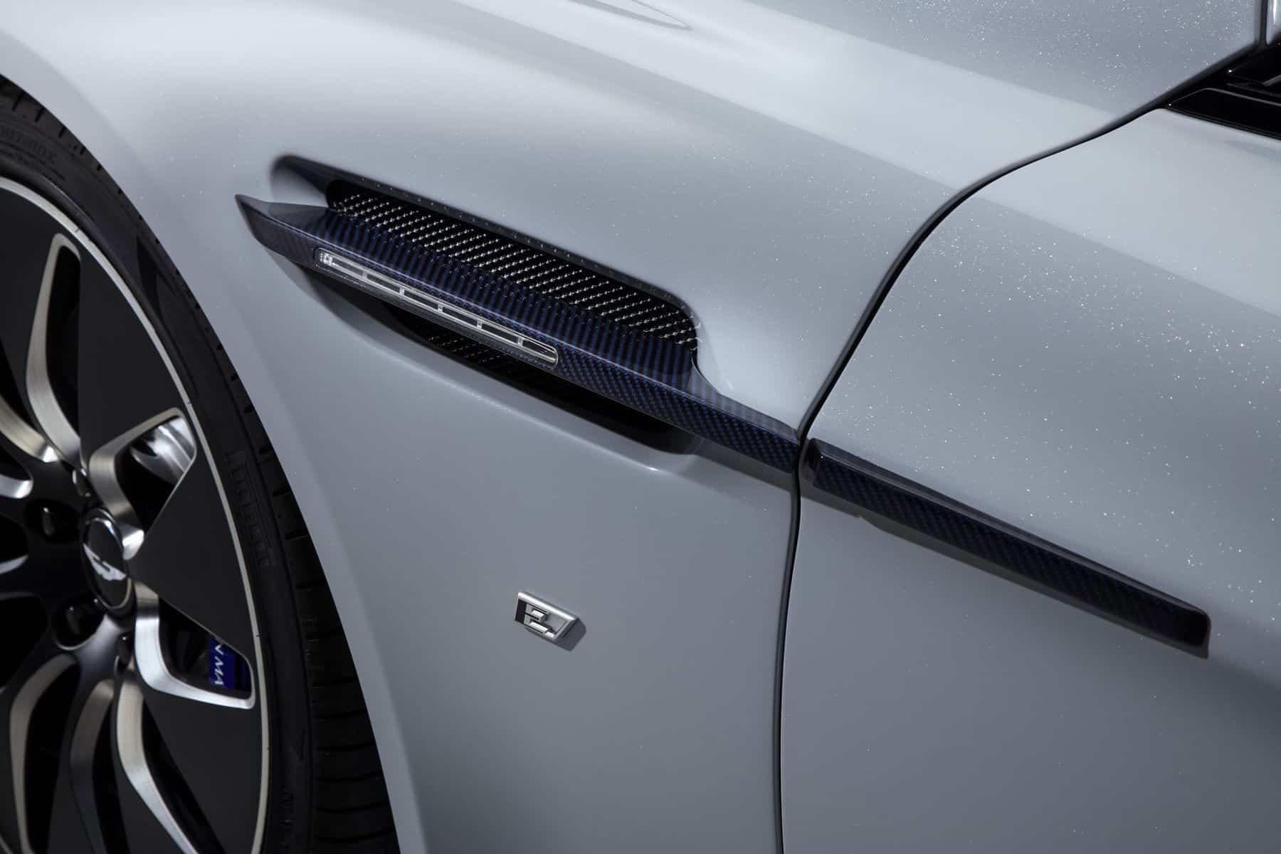 Aston Martin Rapide E 6