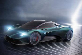 Aston Martin Vanquish Vision Concept 6