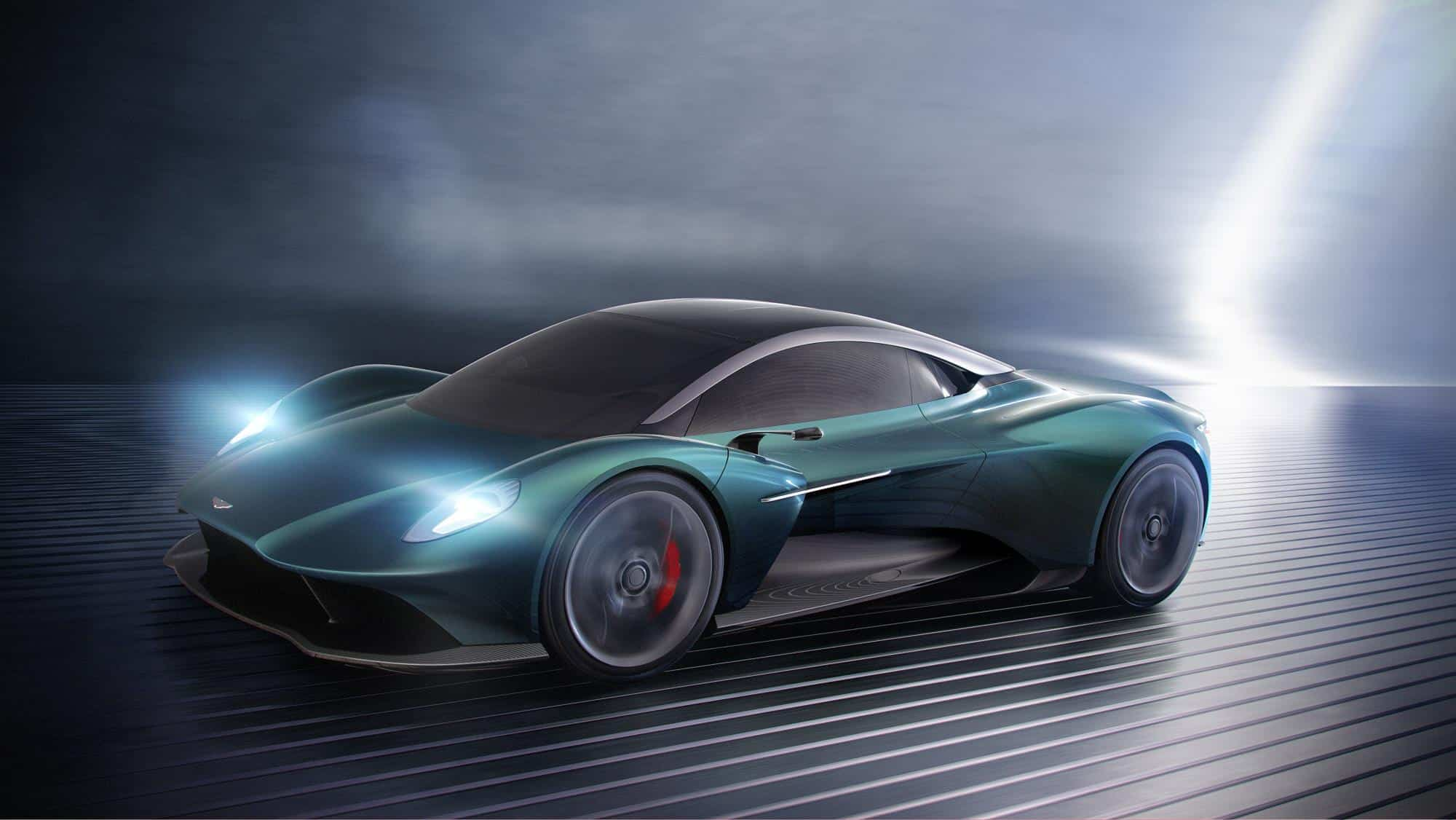 The Aston Martin Vanquish Vision Concept Will Blow Your Mind!