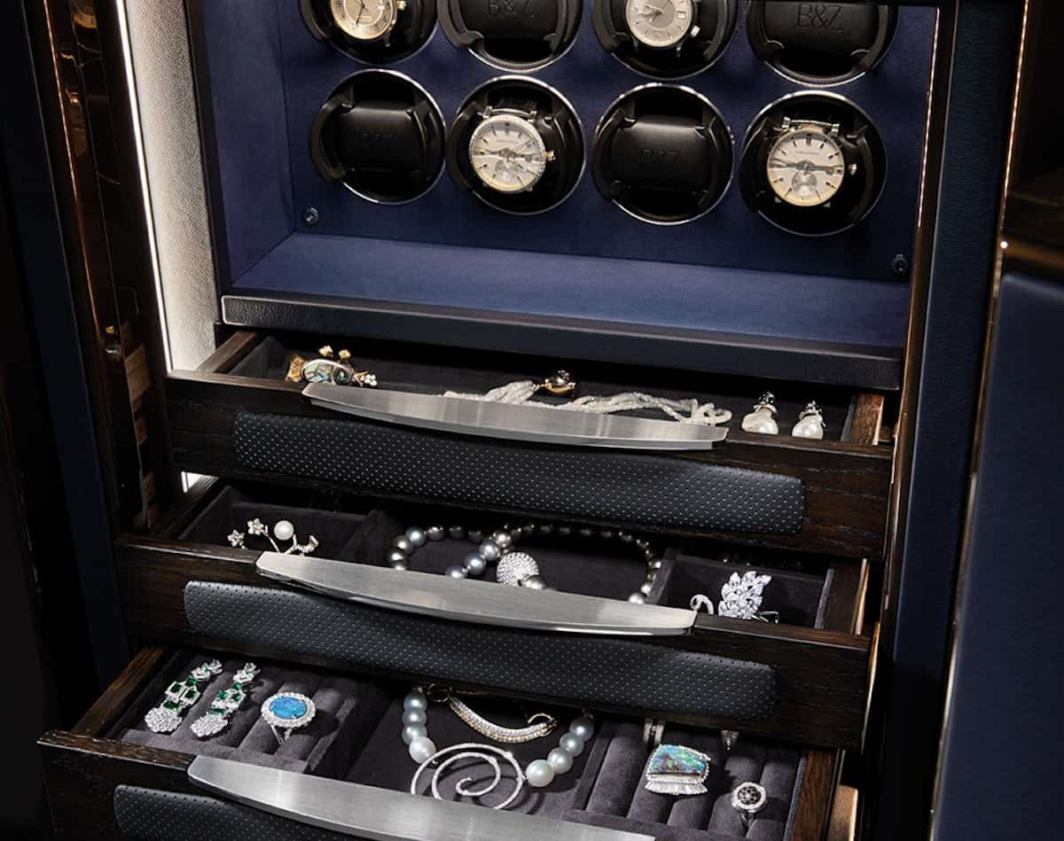 Taurus is BUBEN&ZORWEG's New and Shiny Luxury Safe Star