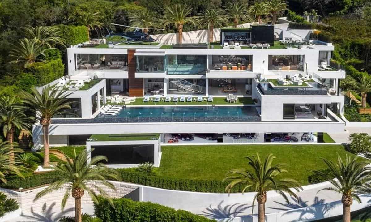 Bel Air Spec House