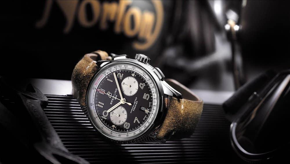 Breitling Premier B01 Chronograph 42 Norton Edition 1