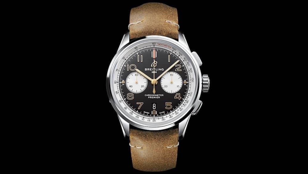 Breitling Premier B01 Chronograph 42 Norton Edition 7