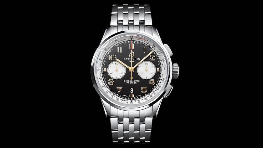 Breitling Premier B01 Chronograph 42 Norton Edition 9