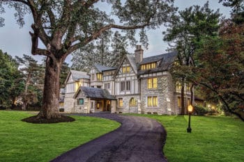 Corby Mansion Chevy Chase 1