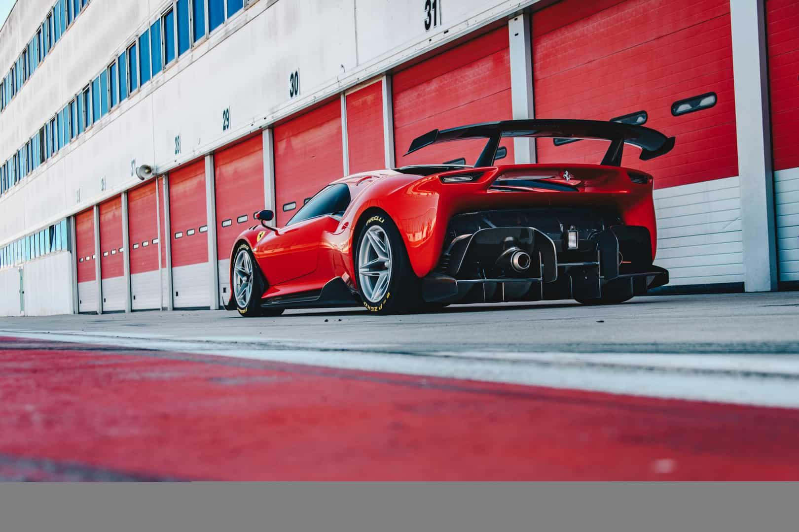 Ferrari P80C 10