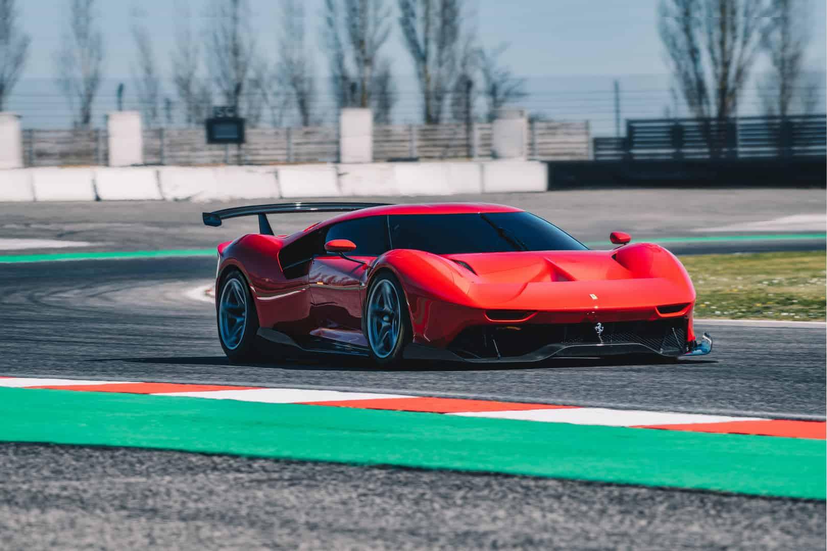 Ferrari P80C 11